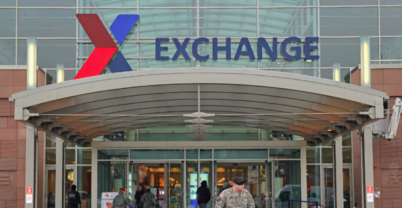 Military AAFES Exchange
