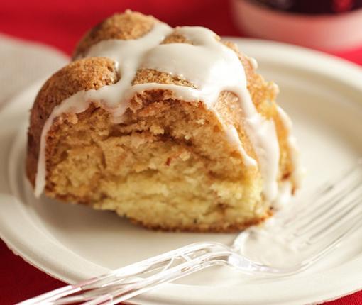 Cinnamon Streusel Coffee Cake Our Military Life Blog