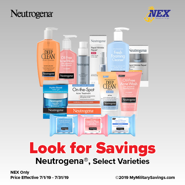 NEX savings