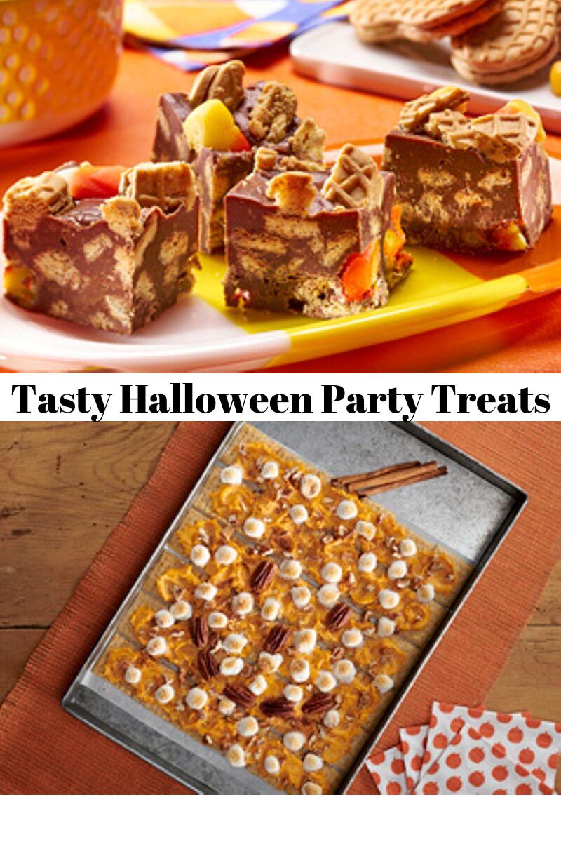 Tasty Halloween Party Treats