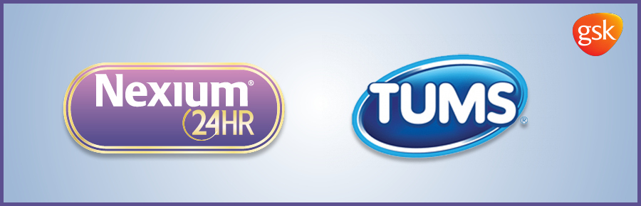 Tums and Nexium Savings GSK