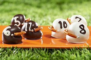 OREO Cookie Football Helmets