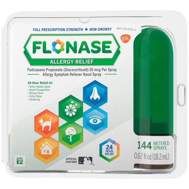 Flonase Allergy Medication